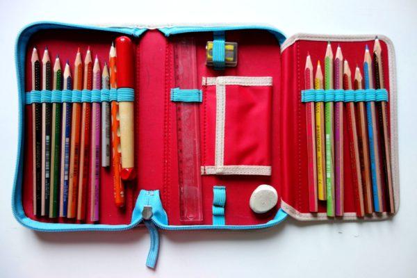 An die Stifte, fertig, los! Doppelter Schulanfang