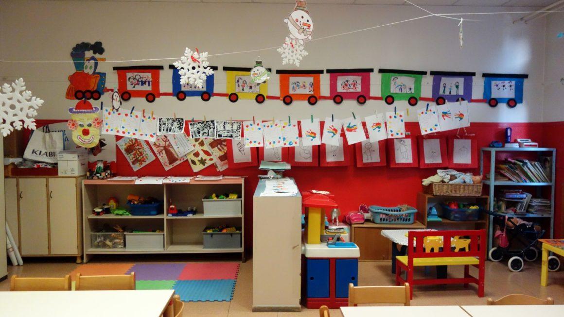 Laut, Lauter, Kita – Alltag in der italienischen scuola dell'infanzia