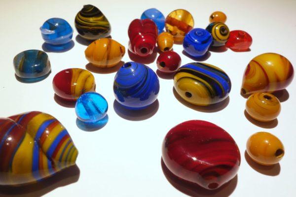 Eine heiße Angelegenheit – Glasperlenherstellung