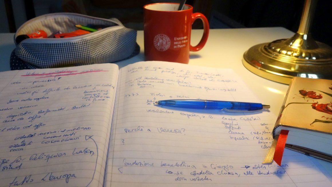 Studieren – Zwischen Tradition und Exkursion