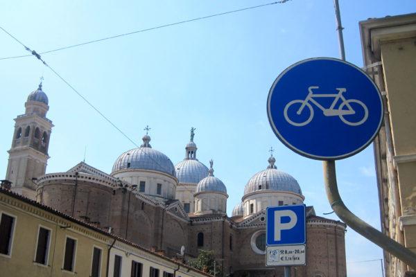 Per Pedal durch Padua